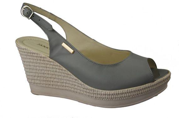 55f202aa Obuwie Damskie Sandały 845 ElitaBut Popiel | Sandały \ Sandały na koturnie  Sandały \ Sandały z cholewką Sandały \ Wszystkie Sandały | Sklep internetowy  ...
