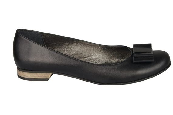 Women's Ballerinas Shoes Natural Leather 702 ElitaBut
